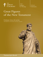 Great Figures of the New Testament (Transcript)