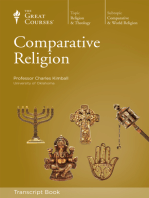 Comparative Religion (Transcript)