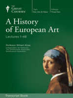 History of European Art (Transcript)