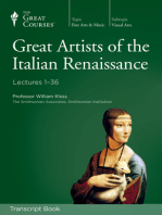 Great Artists of the Italian Renaissance (Transcript)