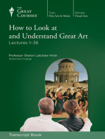 How to Look at and Understand Great Art (Transcript)