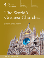 The World's Greatest Churches (Transcript)