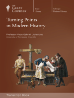Turning Points in Modern History (Transcript)
