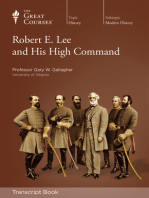 Robert E Lee and His High Command (Transcript)