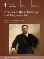 America in the Gilded Age and Progressive Era (Transcript)