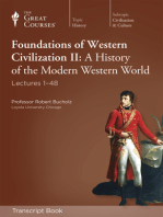 Foundations of Western Civilization II: A History of the Modern Western World (Transcript)