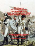 Thüringen, Seine Geschichte, Die Schlacht von Jena-Auerstedt
