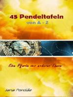 45 Pendeltafeln von A - Z