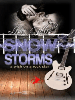 Snow Storms A Wish on a Rock Star: Six Silver Strings G, #3