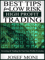 Best Tips for Low Risk High Profit Trading
