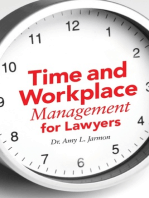 Time and Workplace Management for Lawyers