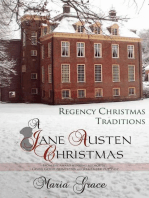 A Jane Austen Christmas: Regency Christmas Traditions: Jane Austen Regency Life, #1