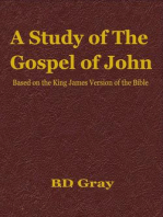 A Study of the Gospel of John