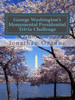 George Washington's Monumental Trivia Challenge