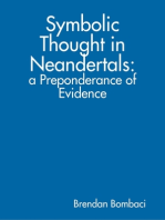 Symbolic Thought in Neandertals