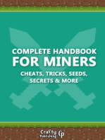 Complete Handbook for Miners - Cheats, Tricks, Seeds, Secrets & More