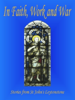 In Faith, Work and War
