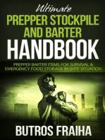 Ultimate Prepper and Stockpile Handbook