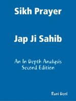 Sikh Prayer Jap Ji Sahib