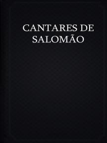 Cantares de Salomão