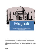 Mughali Mughal Cuisine of North India and Pakistan (Cooking for Two)