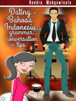 Dating in Bahasa Indonesia