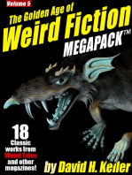 The Golden Age of Weird Fiction MEGAPACK ™, Vol. 5