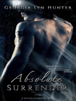 Absolute Surrender ( Fallen Guardians 1)