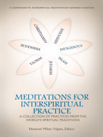 Meditations for InterSpiritual Practice