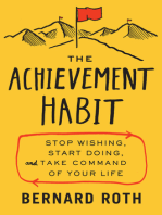 The Achievement Habit