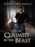 Claimed by the Beast - Part Six