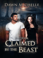 Claimed by the Beast - Part Four