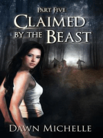 Claimed by the Beast - Part Five