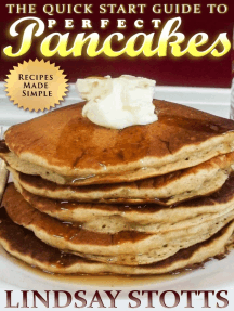 The Quick Start Guide to Perfect Pancakes