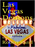 Las Vegas Demons (The Rourk family Saga, Book II)