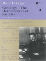 Ontology—The Hermeneutics of Facticity