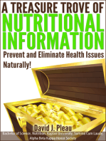 The Treasure Trove of Nutritional Information