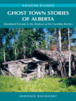 Ghost Town Stories of Alberta