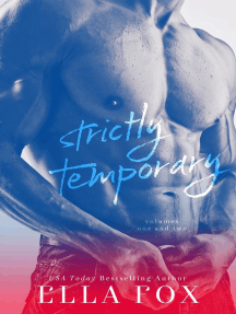 Strictly Temporary Volumes One and Two