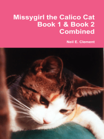 Missygirl the Calico Cat Book 1 & Book 2 Combined