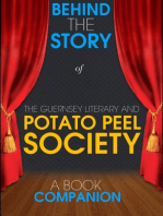The Guernsey Literary and Potato Peel Society - Behind the S