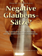 Negative Glaubenssätze?