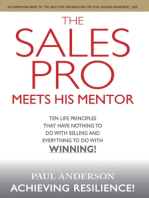 The Sales Pro Meets His Mentor