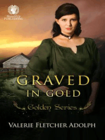 Graved in Gold (The Golden Series)