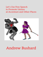 Let's Promote Unions at Accenture and Other Places