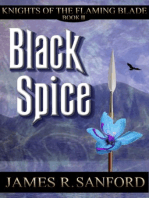 Black Spice (Knights of the Flaming Blade #3)