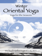 Winter Oriental Yoga