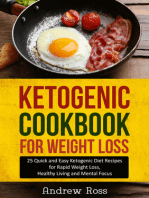 Ketogenic Cookbook for Weight Loss