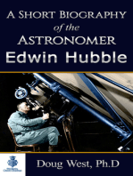 A Short Biography of the Astronomer Edwin Hubble