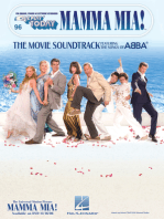Mamma Mia - The Movie Soundtrack: E-Z Play Today Volume 96
